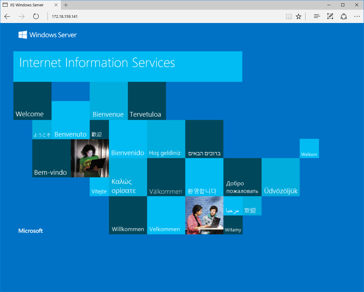 IIS IP Address